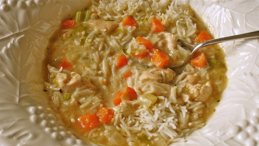 Quick Chicken Fricassee For A Busy Monday Night Familyandforks